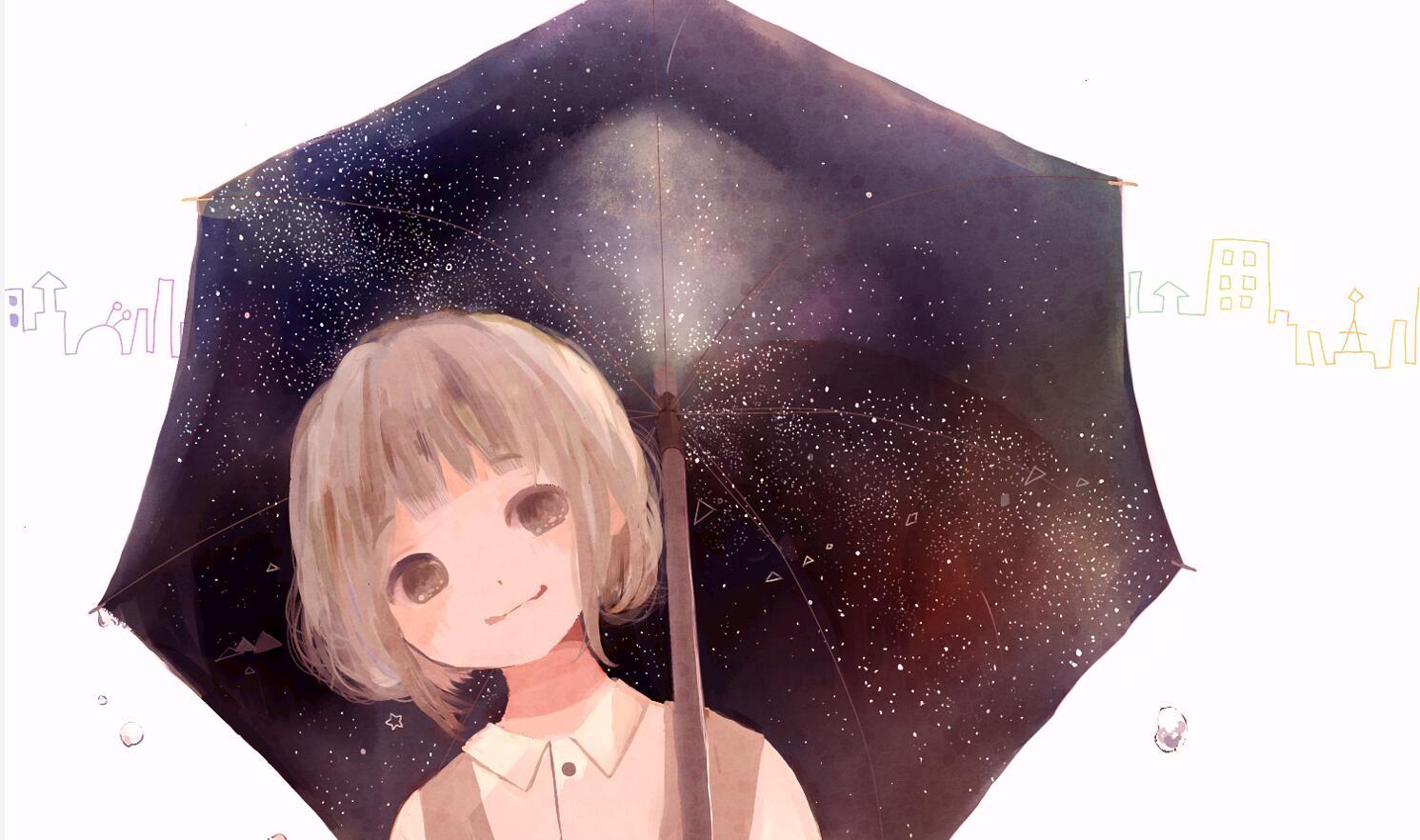 那一天,我丢失的伞。